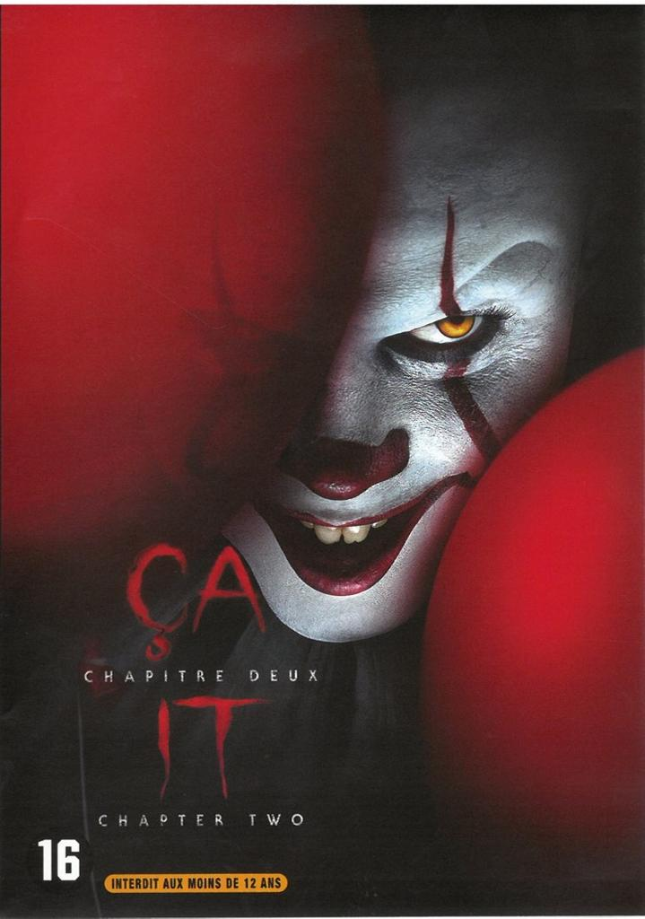 Ça : chapitre deux = It : chapter two / directed by Andy Muschietti  