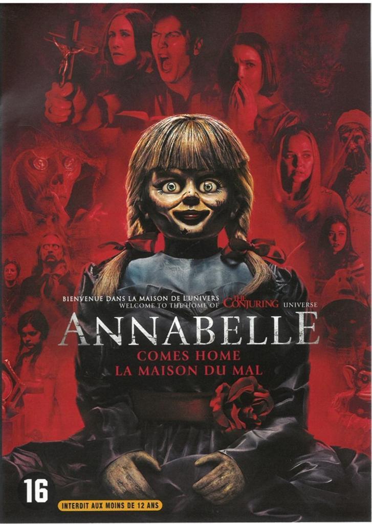 Annabelle : la maison du mal = Annabelle : comes home / directed by Gary Dauberman  