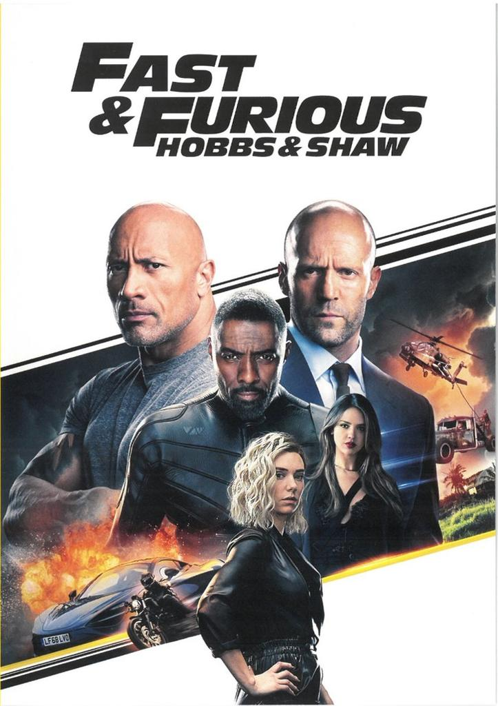 Fast & Furious : Hobbs & Shaw = Fast & Furious presents : Hobbs & Shaw / directed by David Leitch |