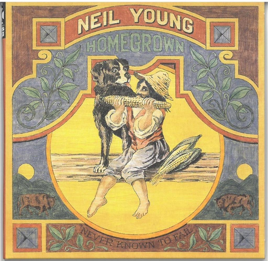 Homegrown / Neil Young |