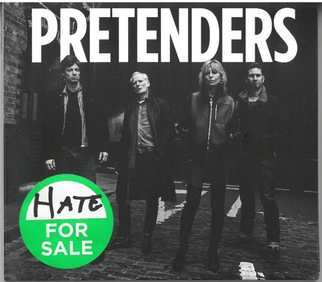 Hate for sale / The Pretenders  |