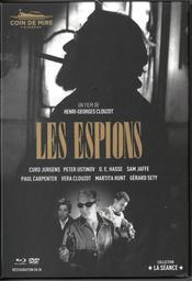 Les Espions / réalisé par Henri-Georges Clouzot   Clouzot, Henri-Georges (1907 - 1977). Monteur. Scénariste