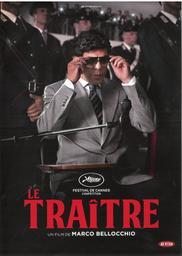 Le Traitre = Il Traditore / réalisé par Marco Bellocchio | Bellocchio, Marco. Monteur. Scénariste