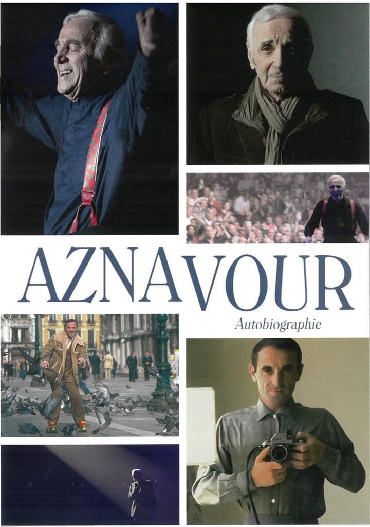 Aznavour : autobiographie / Charles Aznavour |