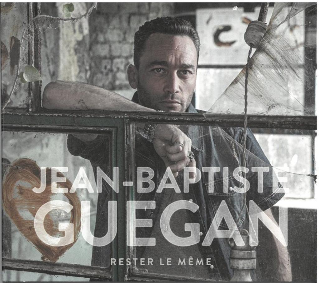 Rester le même / Jean-Baptiste Guégan  