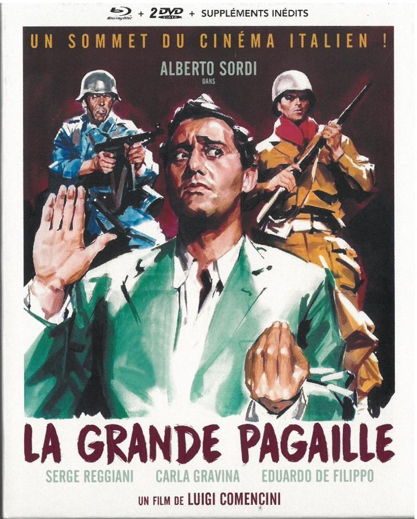 La Grande pagaille = Tutti a casa / réalisé par Luigi Comencini  