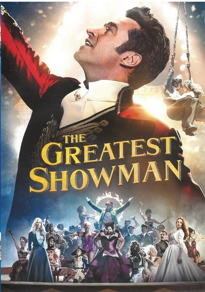 The Greatest showman / directed by Michael Gracey  