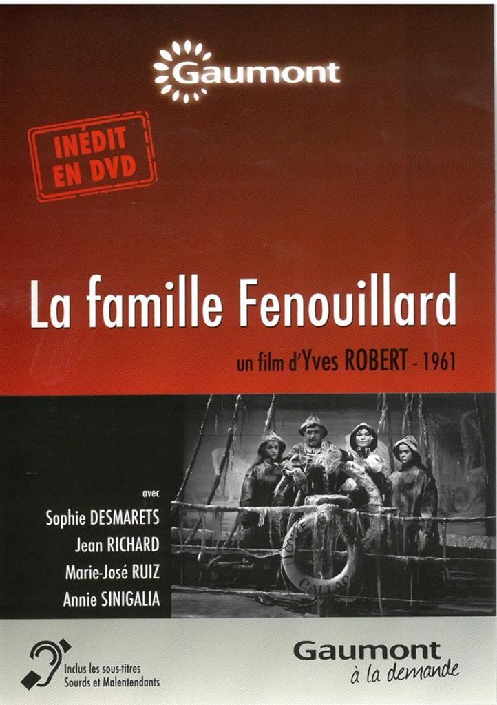 La Famille Fenouillard / réalisé par Yves Robert  