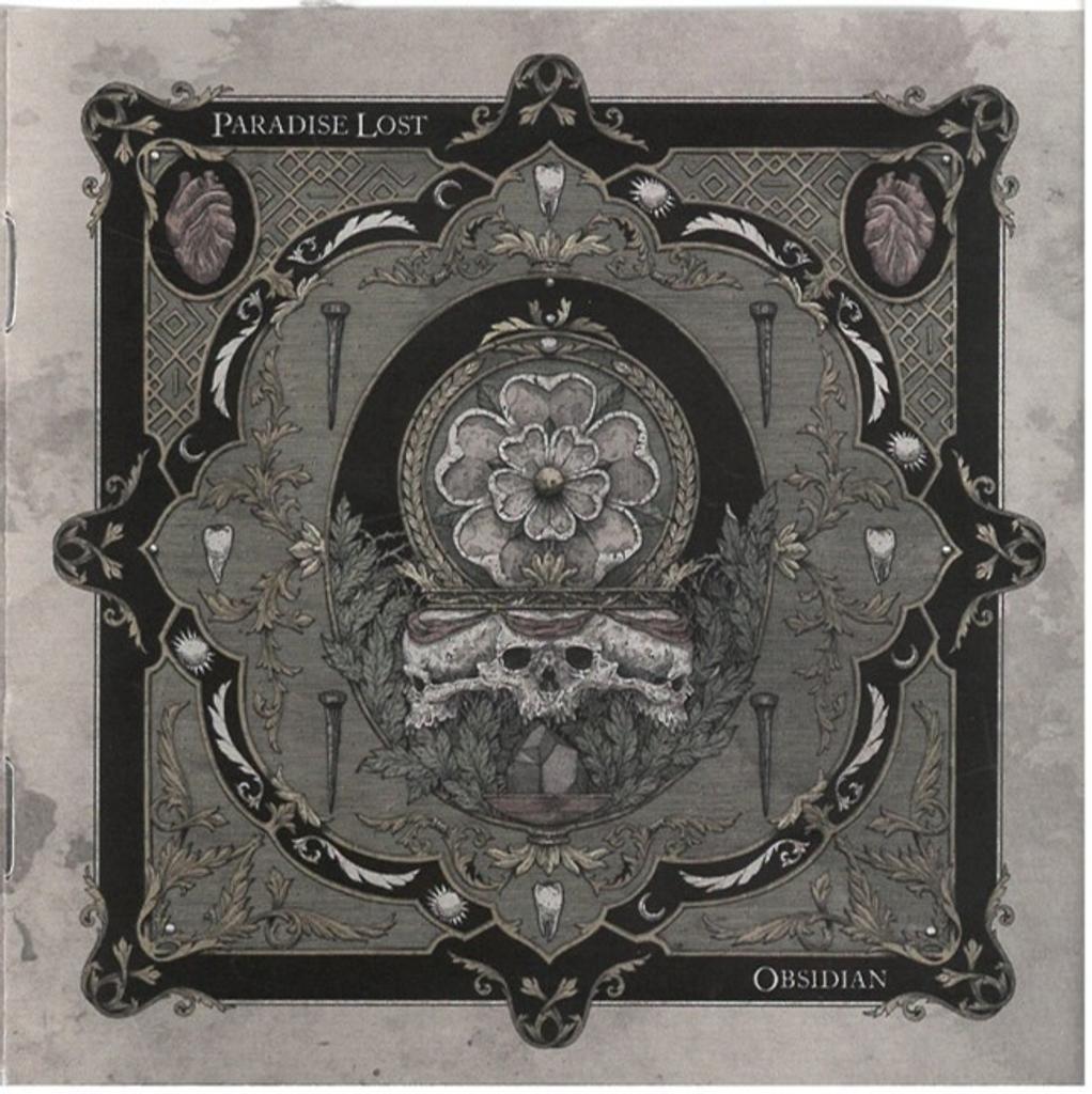 Obsidian / Paradise Lost  
