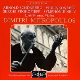Concerto pour violon et orchestre, op. 36 / Arnold Schoenberg | Schonberg, Arnold. Compositeur
