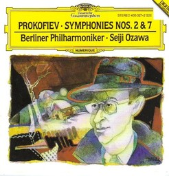 Symphonie n° 2, en ré mineur, op. 40 / Serge Prokofiev | Prokofiev, Serge. Compositeur