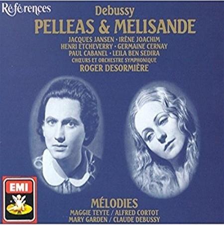 Pelléas et Mélisande, opéra en 5 actes / Claude Debussy | Debussy, Claude. Compositeur