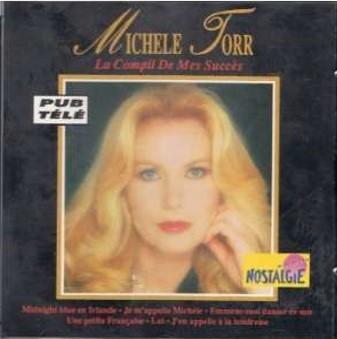 La Compil de mes succès / Michèle Torr   Torr, Michèle. Interprète
