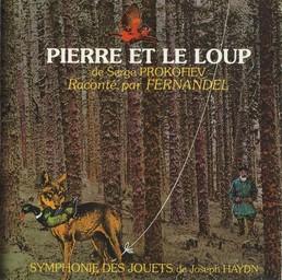 Pierre et le loup / Serge Prokofiev, Joseph Haydn   Prokofiev, Serge. Interprète