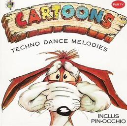 Cartoons : techno dance melodies   Mancini, Henry (1924 - 1994). Interprète