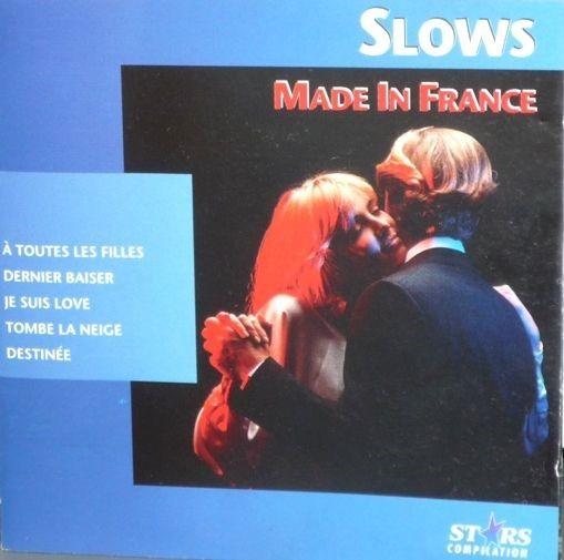 Slows made in France / Félix Gray, Didier Barbelivien, C. Jérome, Dominique Gozzi, Guy Marchand, Joanne Labelle | Gray, Félix. Interprète