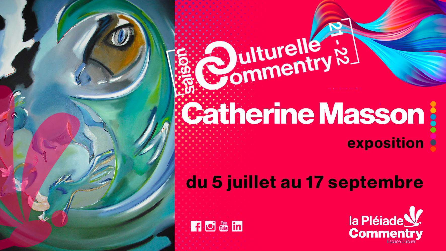 Exposition Catherine Masson |